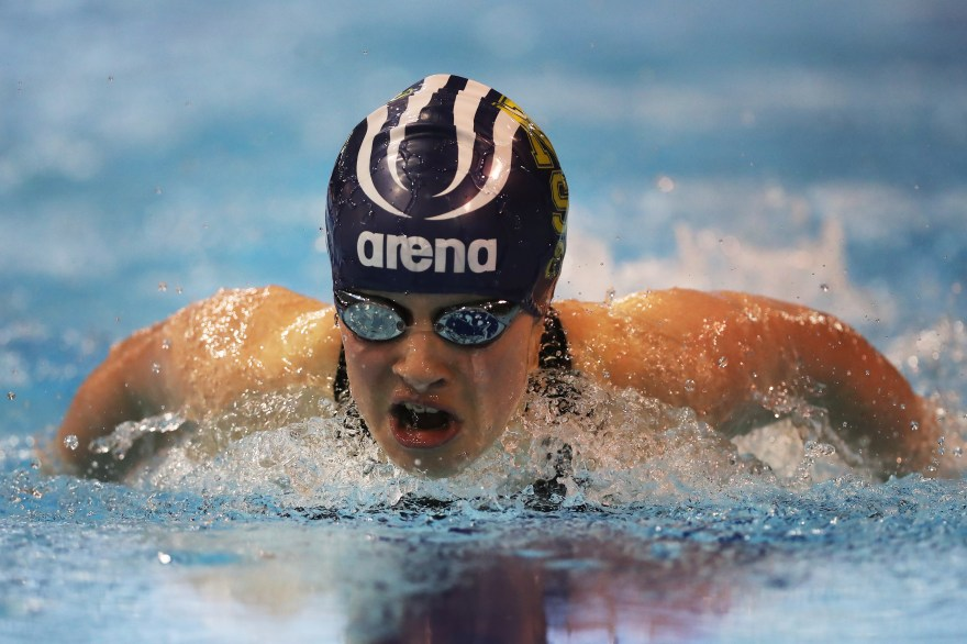 Full Team England swimming squad announced