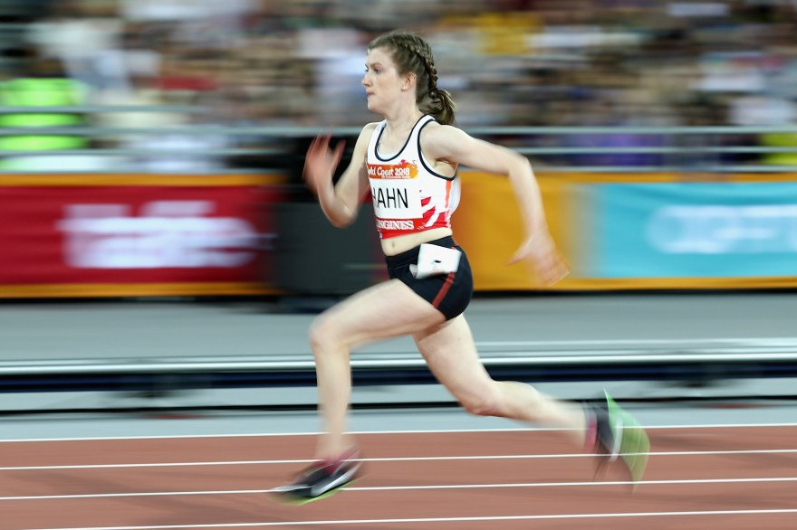 Sophie Hahn reigns supreme at World Para-Athletics Championships