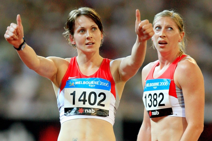 Kelly Sotherton announced as Team England's Track & Field Team Leader for Birmingham 2022 Commonwealth Games