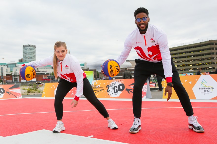 Birmingham 2022 unveils venue for 3x3 basketball and beach volleyball to mark two years to go