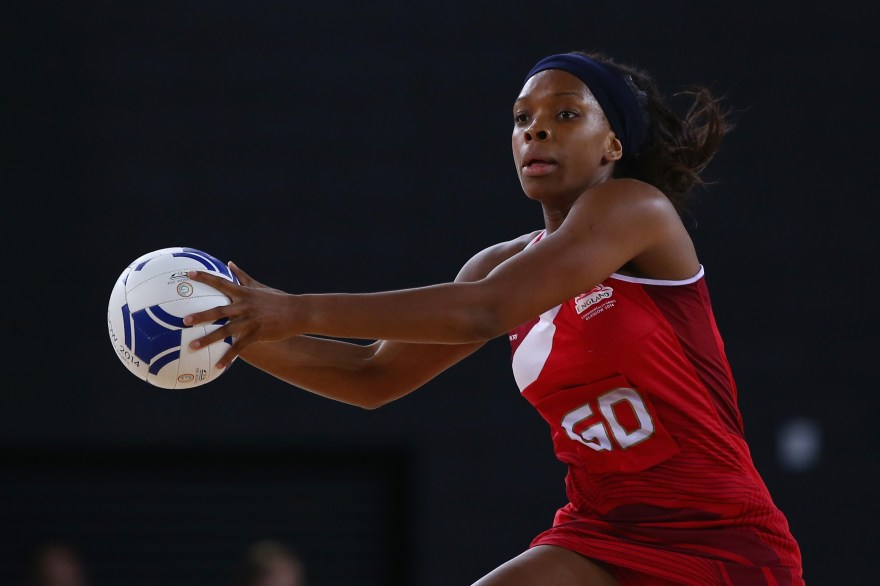 Team England confirm netball squad for 2018 Commonwealth Games
