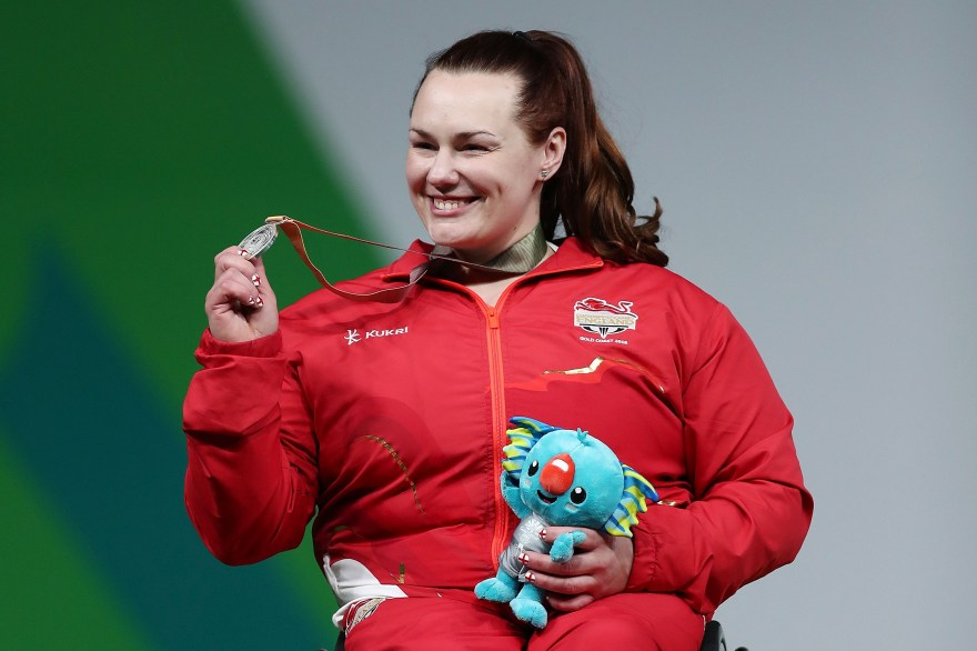 Louise Sugden hoping for home success at Para Powerlifting World Cup in Manchester