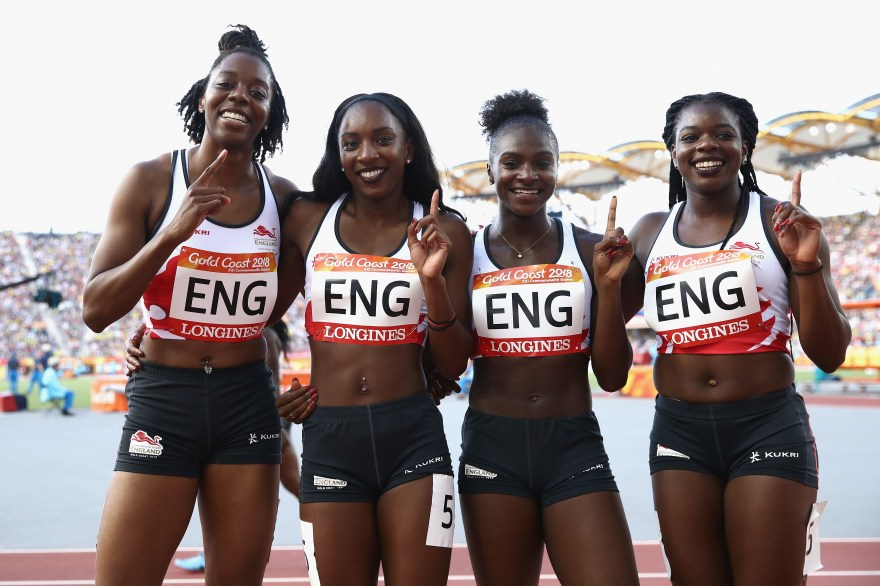 Team England medallists targeting success at IAAF World Athletics Championships