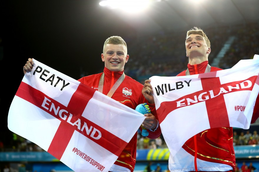 Perfect Peaty leads triumphant Team England in Day 3 medal haul