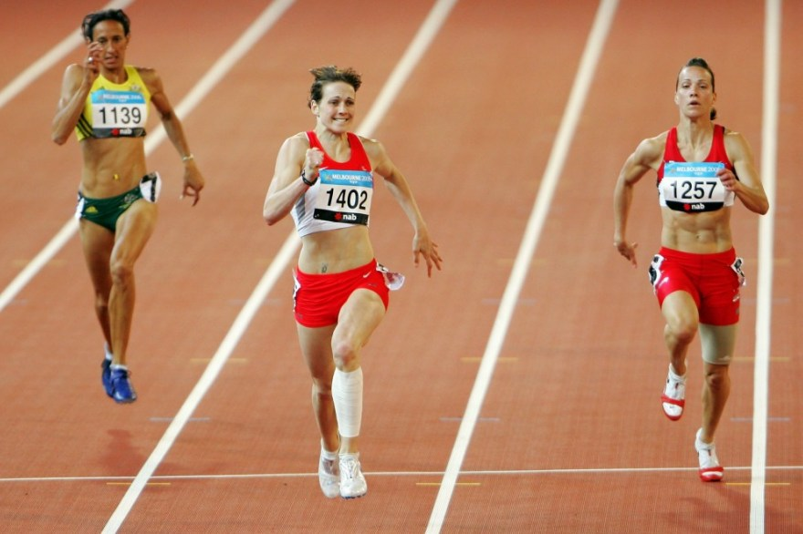 Kelly Sotherton's Team England Commonwealth Journey