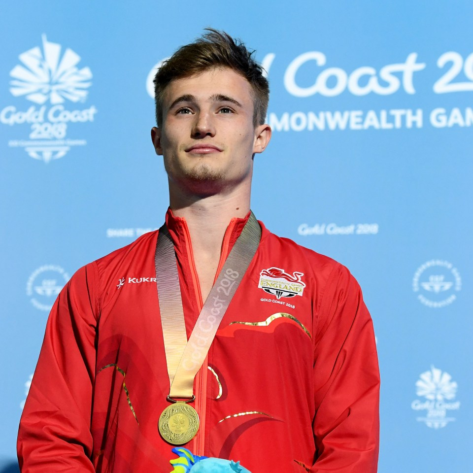 Jack Laugher MBE