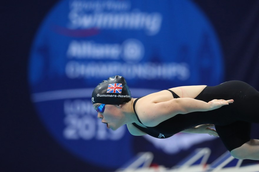 Maisie Summers-Newton relishing opportunity at Birmingham 2022