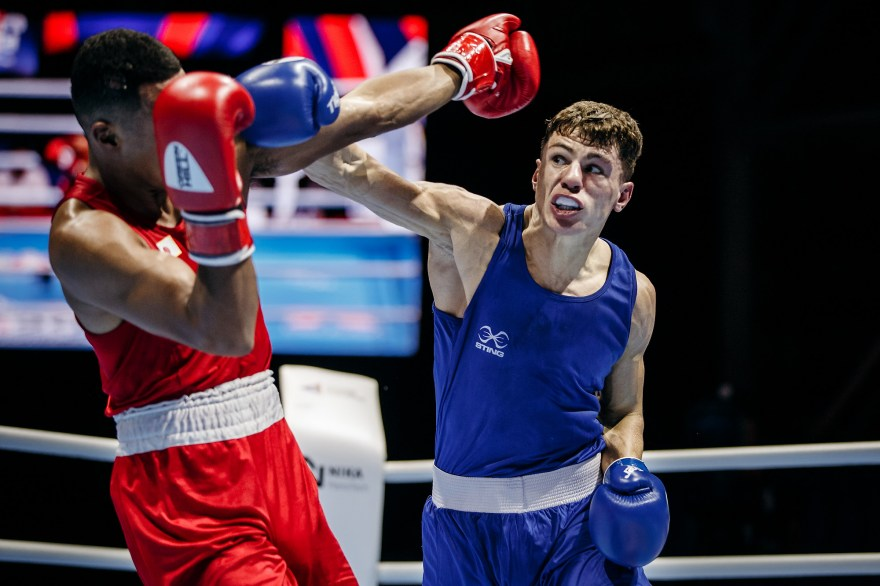 ​Seven boxers from GB Boxing squad ranked in top five in the world at their weight