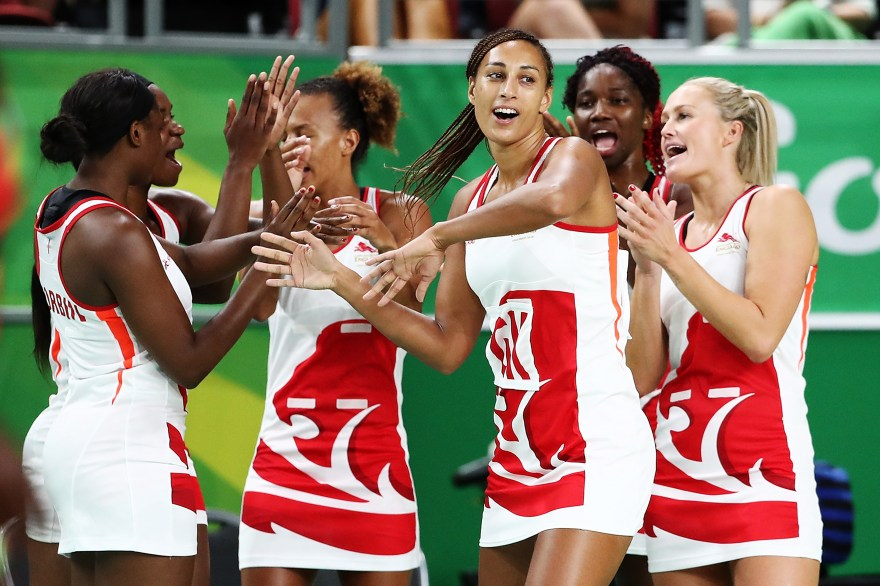 Roses romp World Cup group with three wins out of three