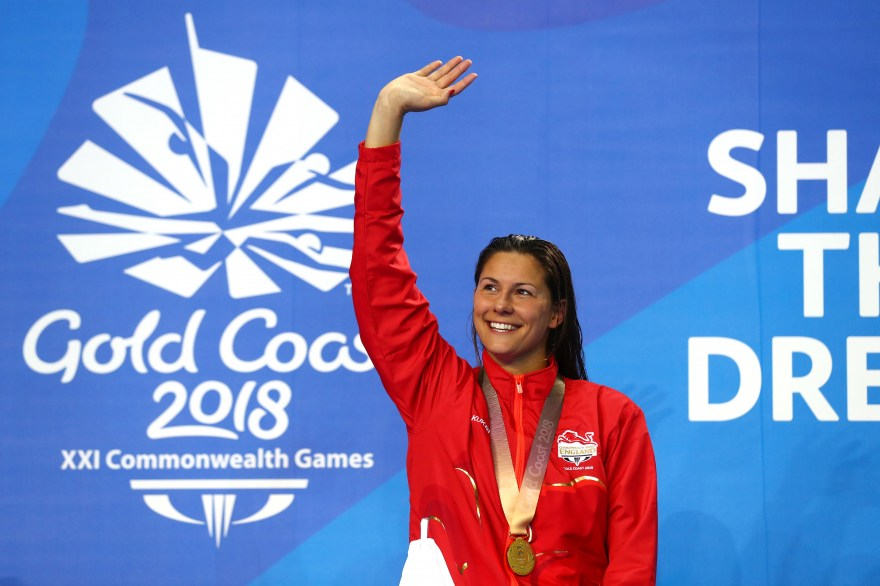 Aimee Willmott excited by Commonwealth Games England board role