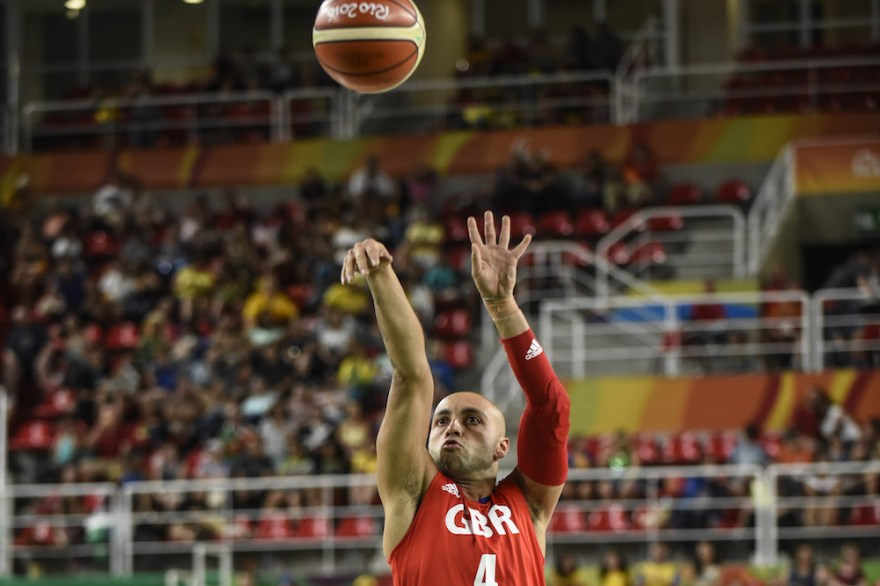 Gaz Choudhry looking ahead to huge moment for Wheelchair Basketball at Birmingham 2022