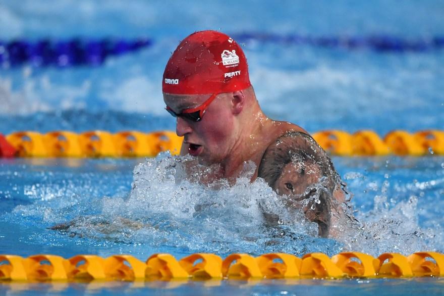 Adam Peaty wins at inaugural International Swimming League London meet