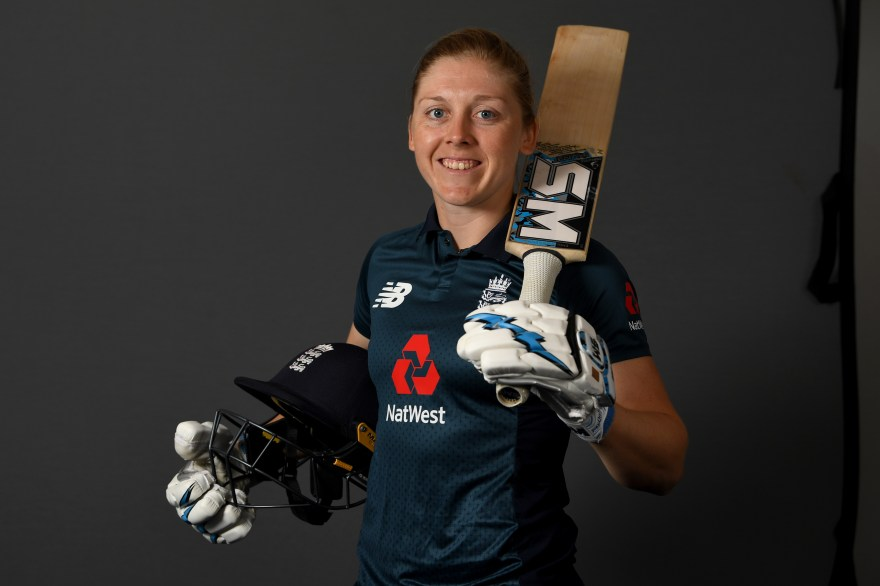 Heather Knight: Commonwealth Games inclusion is crucial for women's cricket