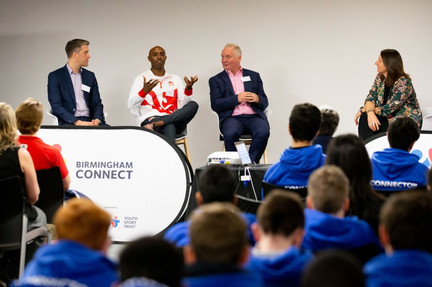 Birmingham Connect launched to help build connections between Birmingham schools