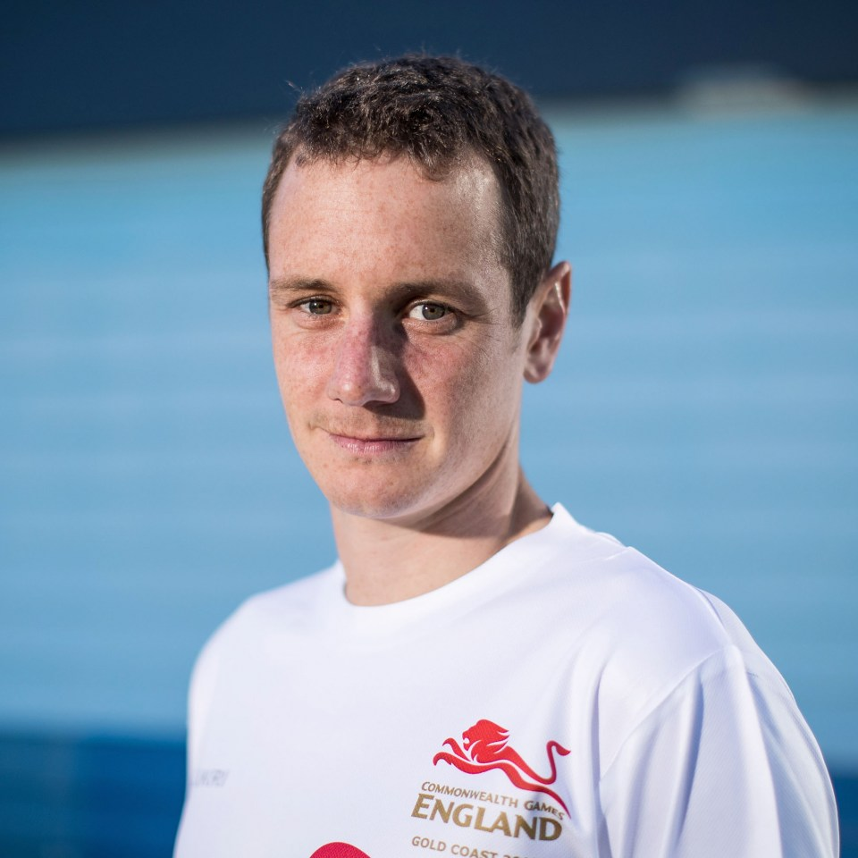 Alistair Brownlee MBE