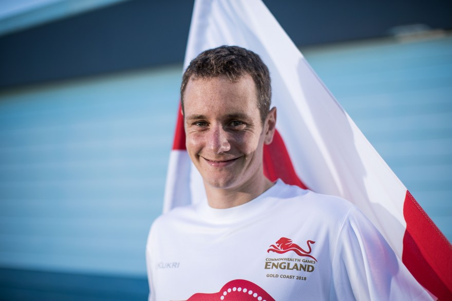 Alistair Brownlee leads Team England medal hopes on Day One
