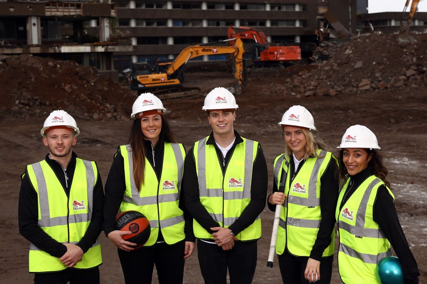 Work officially starts on construction of Birmingham 2022 Commonwealth Games Village
