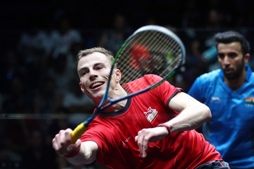 Nick Matthew: A life in squash