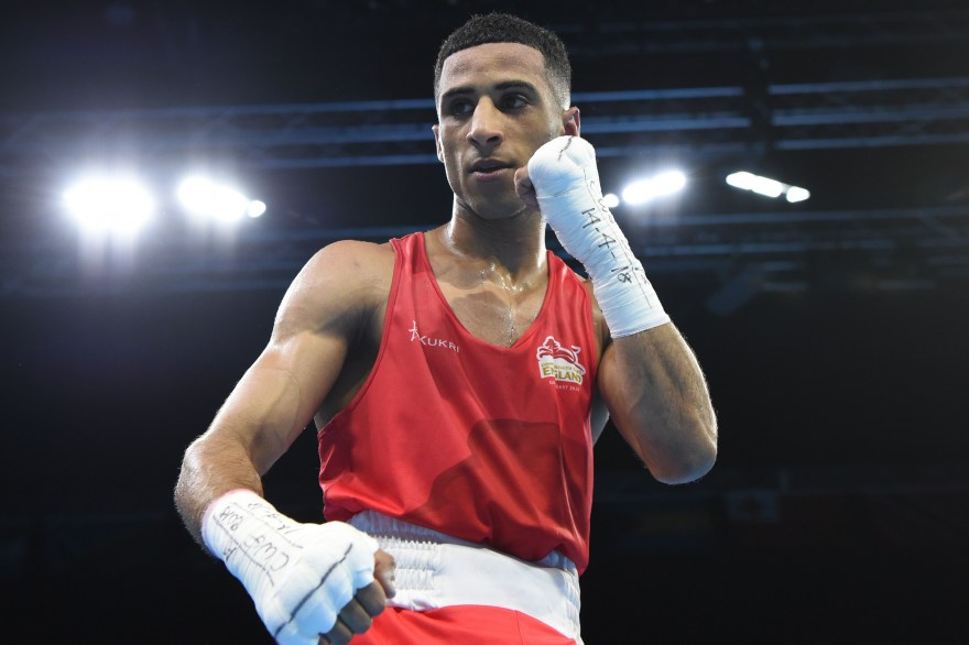 Galal Yafai ready to build on Gold Coast momentum
