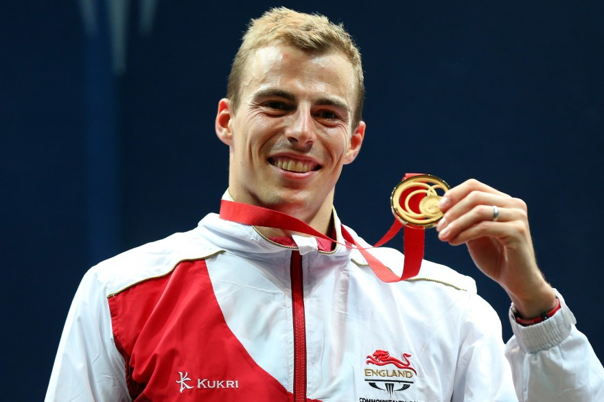 Q&A with three-time Commonwealth gold medallist Nick Matthew