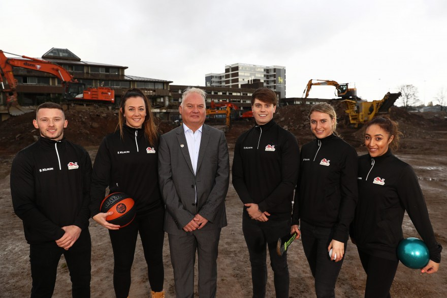 Team England unveils new brand at proposed Birmingham 2022 Athlete's Village
