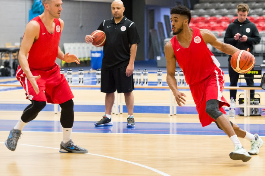 Team England names Gold Coast basketball squads