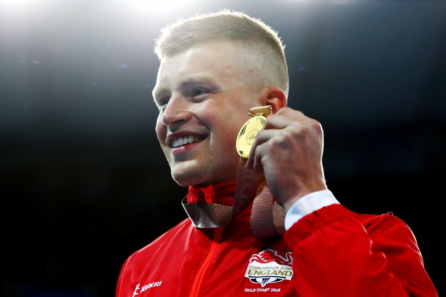 Peaty makes World Championships one to remember