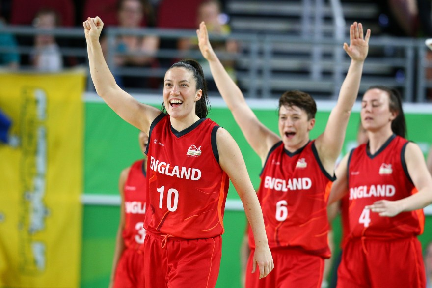 GB women make history in EuroBasket championships