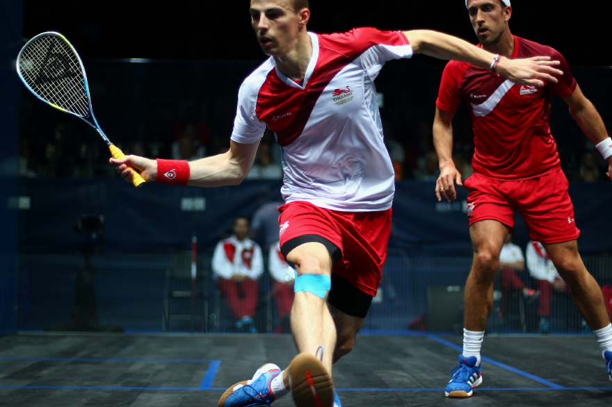 Team England announces squash players for 2018 Commonwealth Games