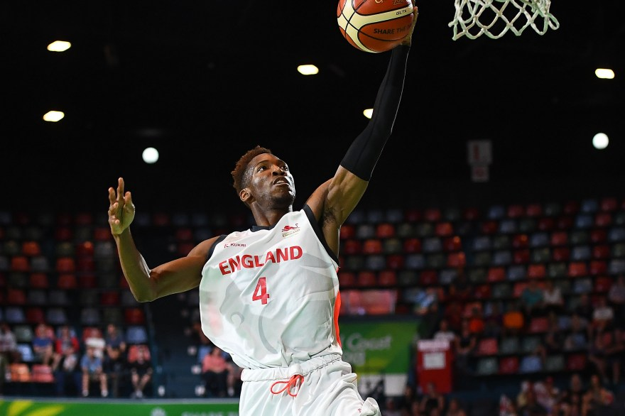 Team England's Kofi Josephs previews EuroBasket pre-qualifiers