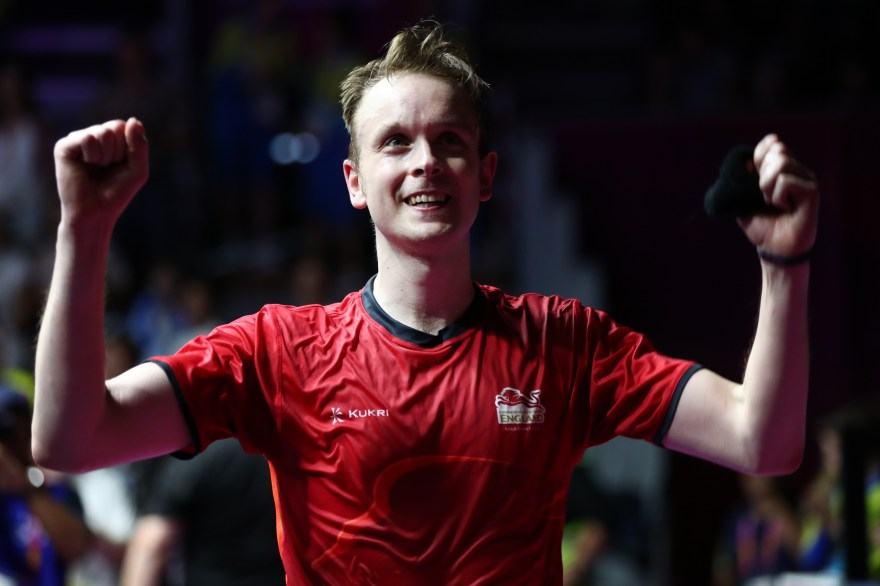 James Willstrop and Sarah-Jane Perry win AJ Bell British National Squash Championship titles