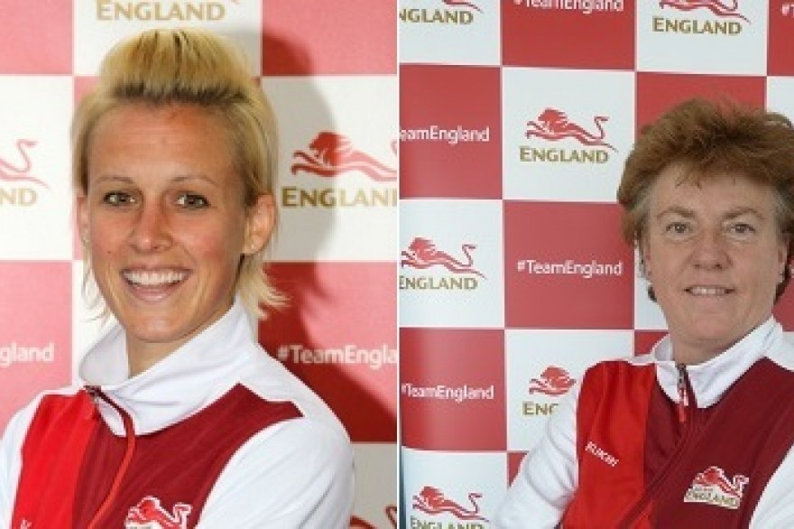 Alex Danson Athlete Representative and Dawn Newbery Para-Sports Representative to join Commonwealth Games England