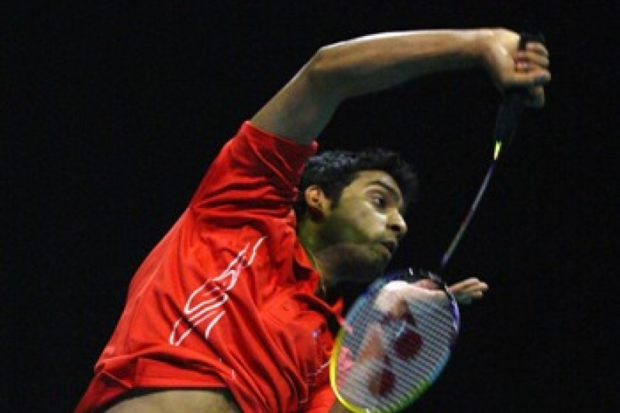 England Badminton number one targets Commonwealth Games medals