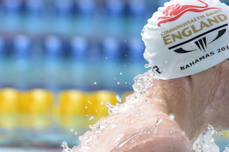Team England set record for best ever day at the Commonwealth Youth Games
