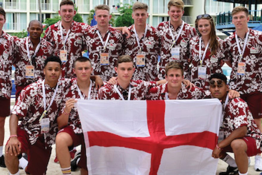 Team England look to build on strong start on day two in Bahamas