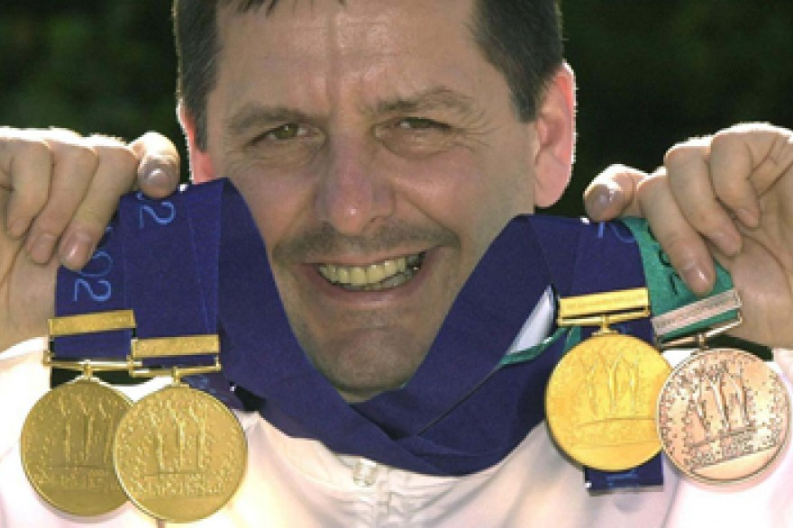 Mick Gault returns to Team England seeking Commonwealth Games history