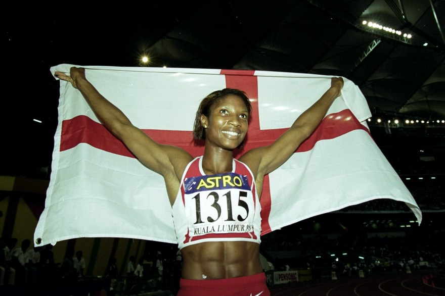 Denise Lewis' Team England Commonwealth Journey