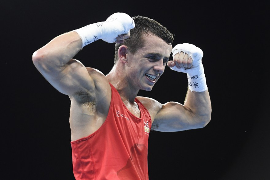 McGrail & McCormack add 4th & 5th boxing golds of day 10
