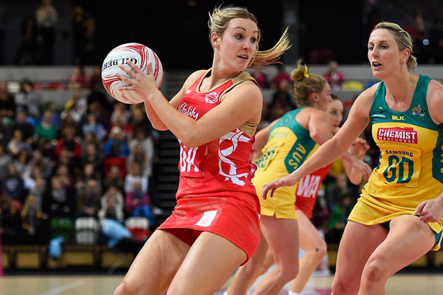 Natalie Haythornthwaite eager to make selection for Gold Coast 2018